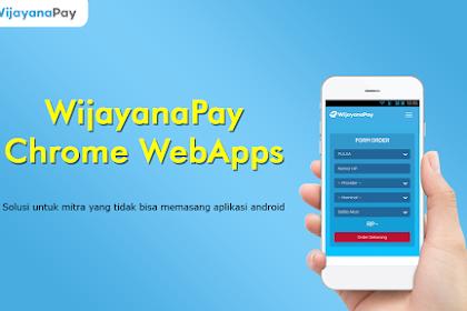 Menambah WebApps ke Layar Utama Smartphone