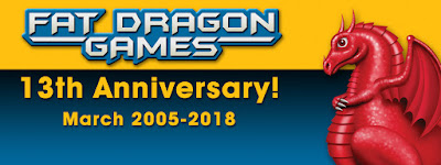 Fat Dragon games 13th Anniversary