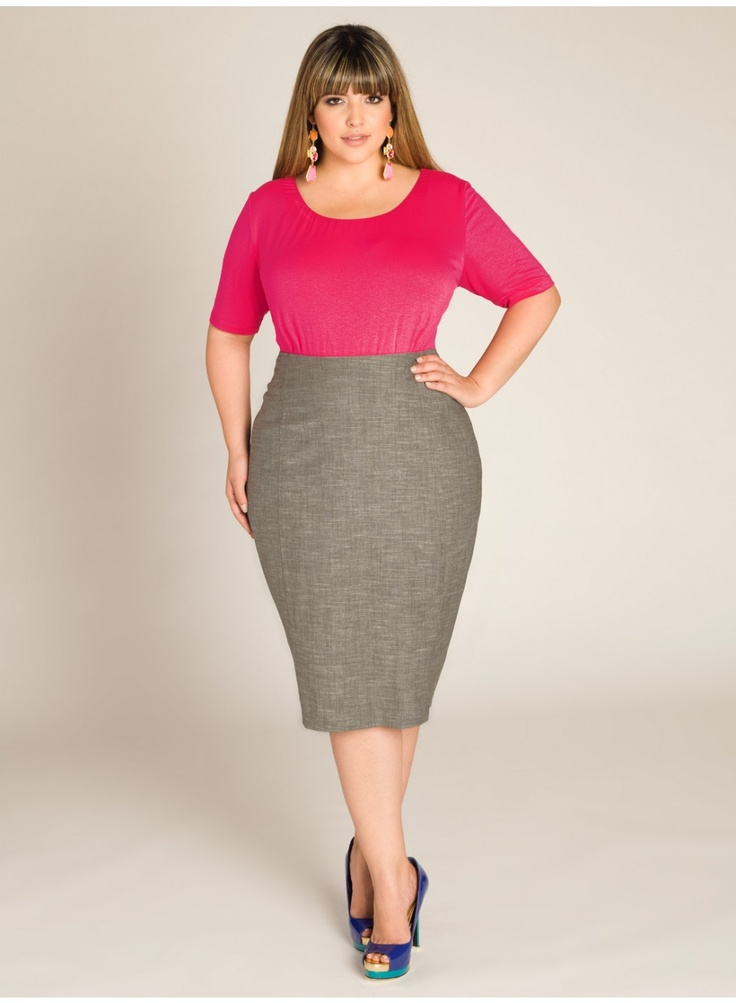 Simple Plus Size Clothing