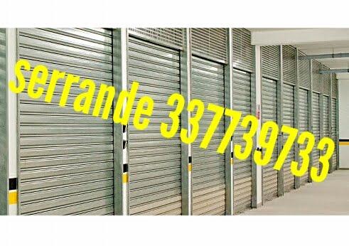 RIPARAZIONE SERRANDE TIBURTINA cell 337739733 Dario