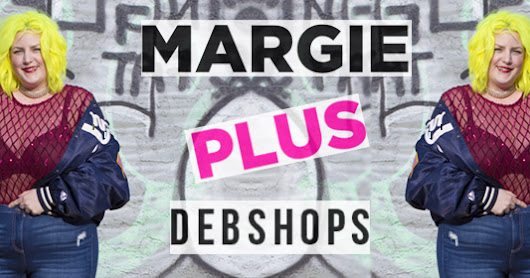 Margie Plus Daytime Glitz With Debshops!