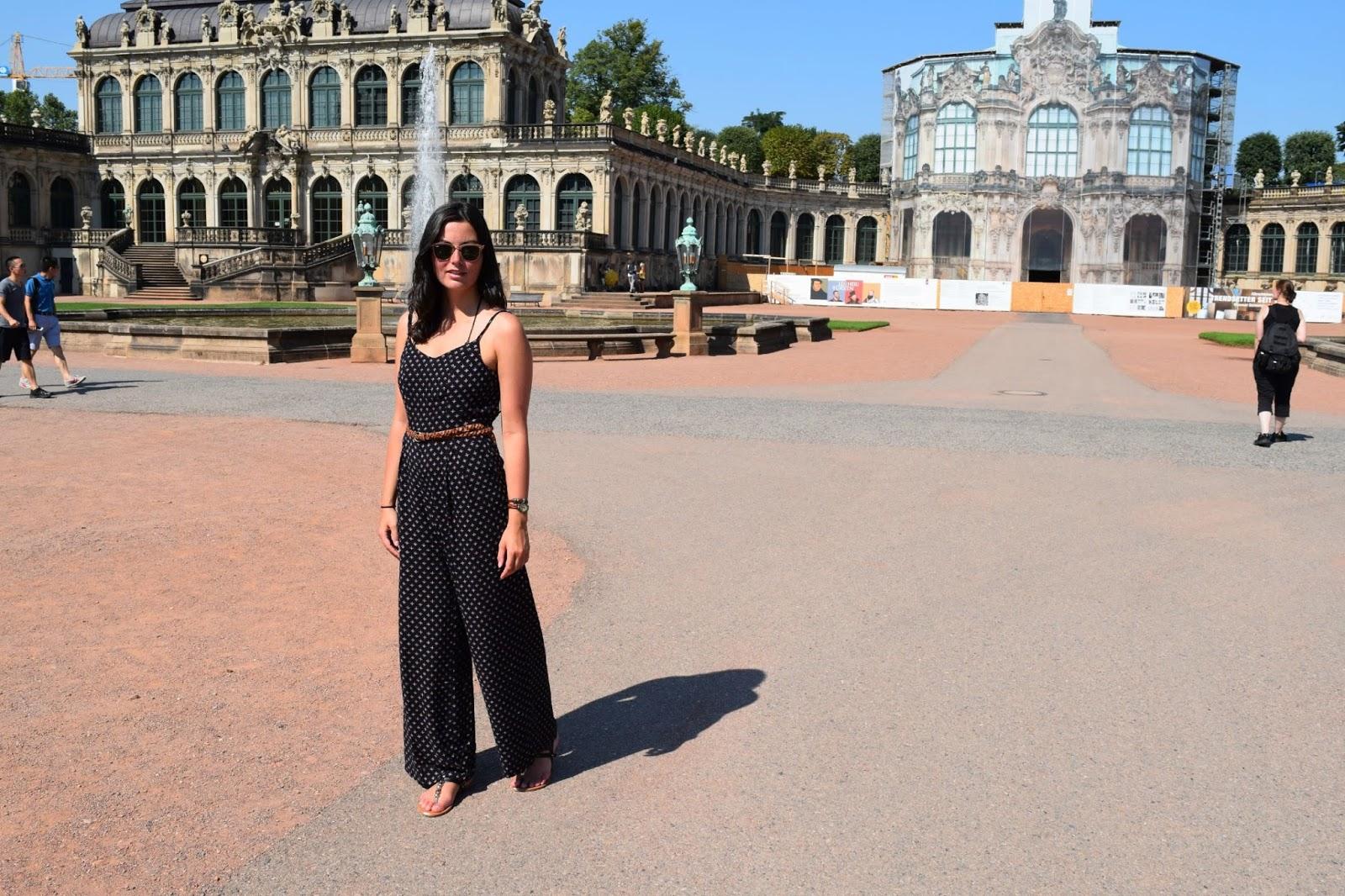 Dresden Summer Outfit