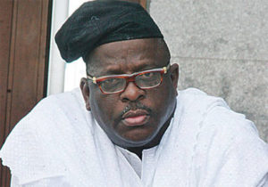PDP kicks as Kashamu gets party's flag in Ogun
