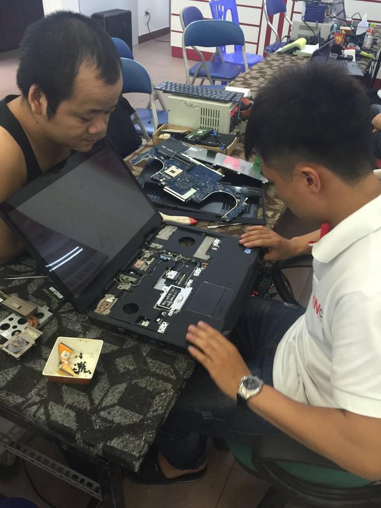 Trung tâm HNcom chuyên thay thế, nâng cấp, sửa chữa, Ram Laptop bị lỗi tại Hà Nội 4