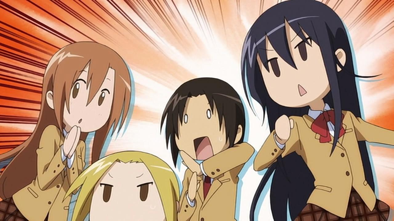 Seito Yakuindomo Anime Komedi