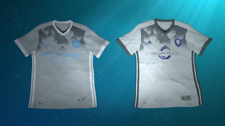 Adidas Parley LA Galaxy, New York City, Orlando City und