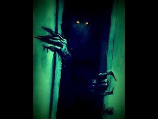 el monstruo del armario