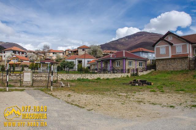 Houses in the center of #Brajcino village, #Prespa region, #Macedonia