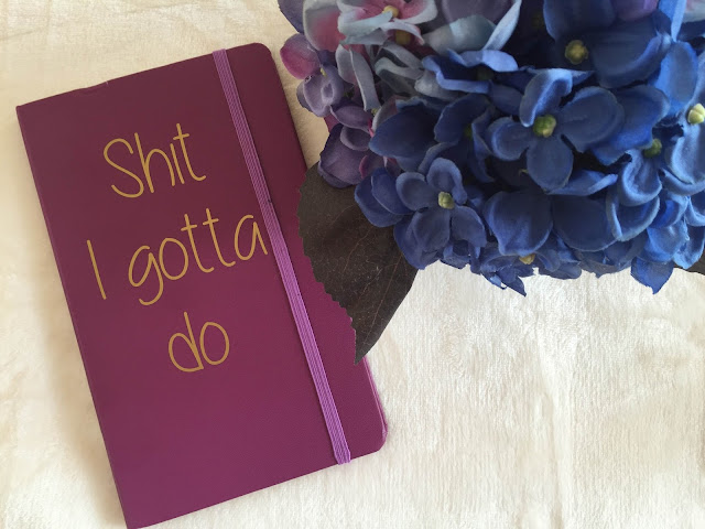 Everything But The Memories Notebook