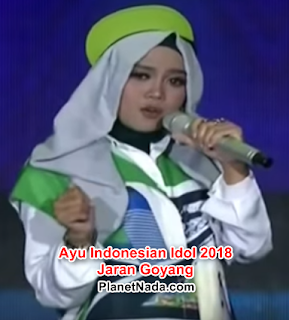 Download Lagu AYU - JARAN GOYANG (Nella Kharisma) - SPEKTA 2 - Indonesian Idol 2018