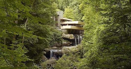 My house wants to become a redneck version of Fallingwater