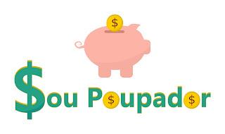 Logo do Sou Poupador Blog sobre finanças pessoais com dicas de organização e educação financeira, para uma vida mais equilibrada, próspera e abundante para quem já é ou pretender se tornar poupador e investidor.