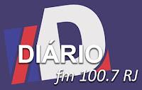 Rádio Diário FM 100,7 de Campos dos Goytacazes RJ
