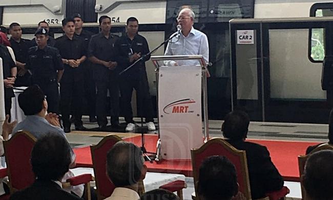 Tambang MRT Fasa 1 Percuma Selama 1 Bulan #JomNaikMRT