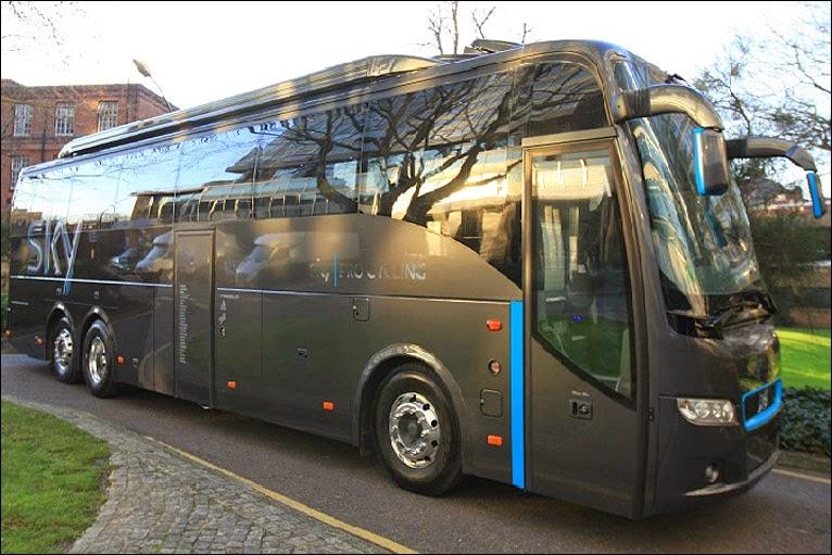 Bis Paling TOP di Dunia - Bus Volvo