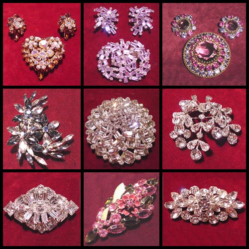 Vintage Fashion Jewelry 38