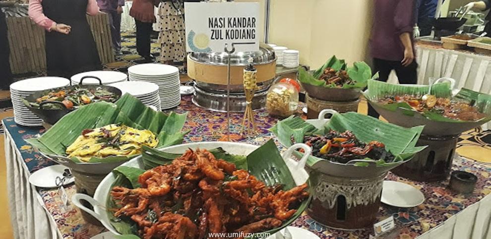 """Bufet Ramadan 2019 """"Juadah Warisan"""" di Pacific Regency Hotel Suites"""