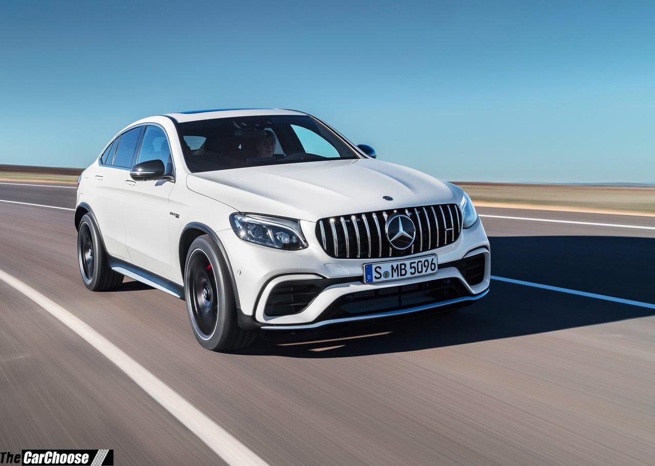 20182019 Mercedesbenz Glc63 S Amg Coupe Details Car