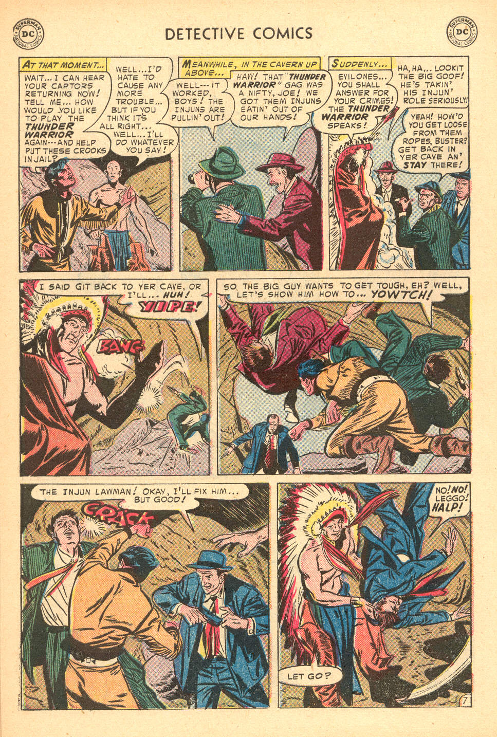 Detective Comics (1937) 199 Page 33