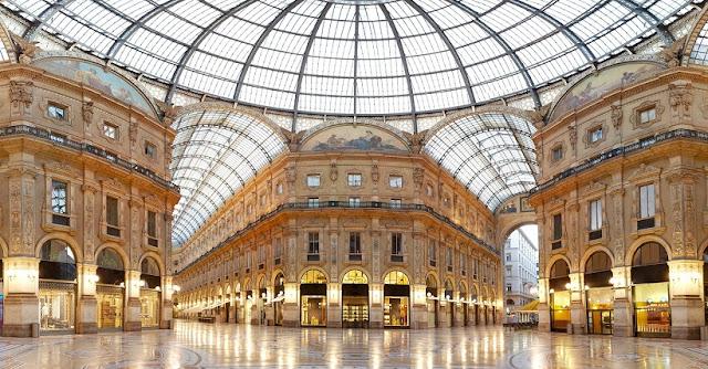 Roteiro de 10 dias pelo norte da Itália na cidade Milão