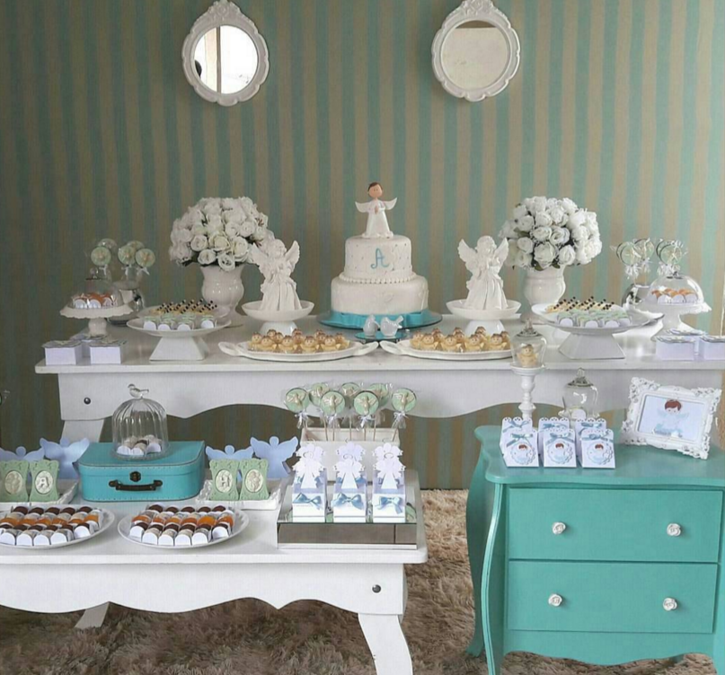 Detalles cuquis para invitados sabes como decorar tu for Decoracion bautizo nina jardin