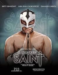 The Masked Saint Legendado
