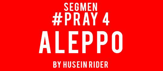 pray4aleppo