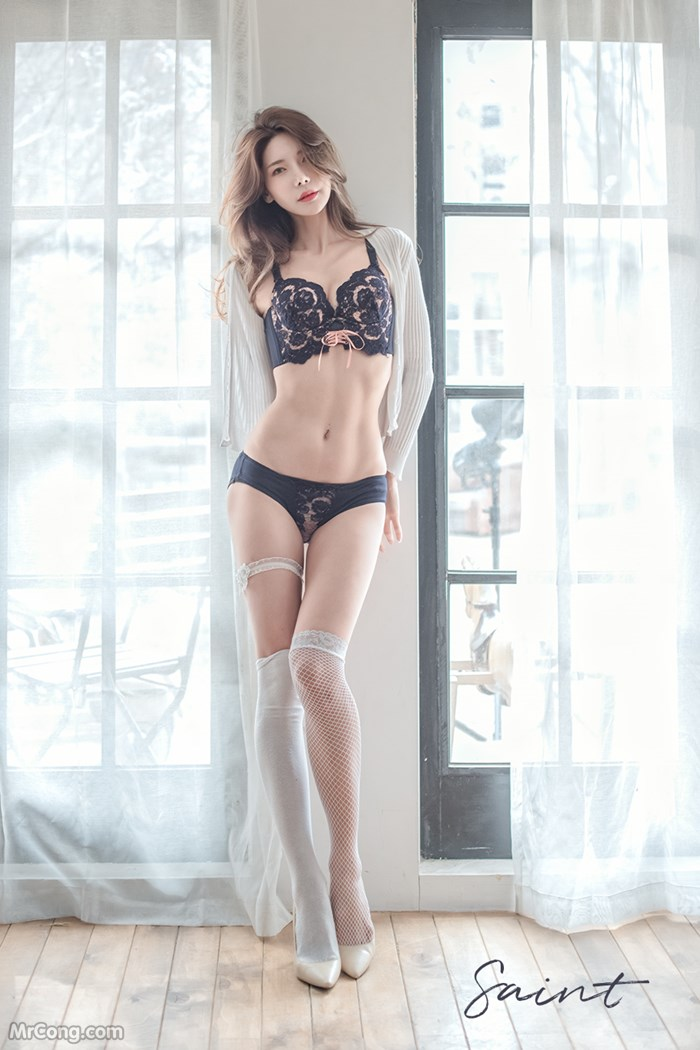 Yoon Mi-jin in photo shoot in April 2017 (61 pics)