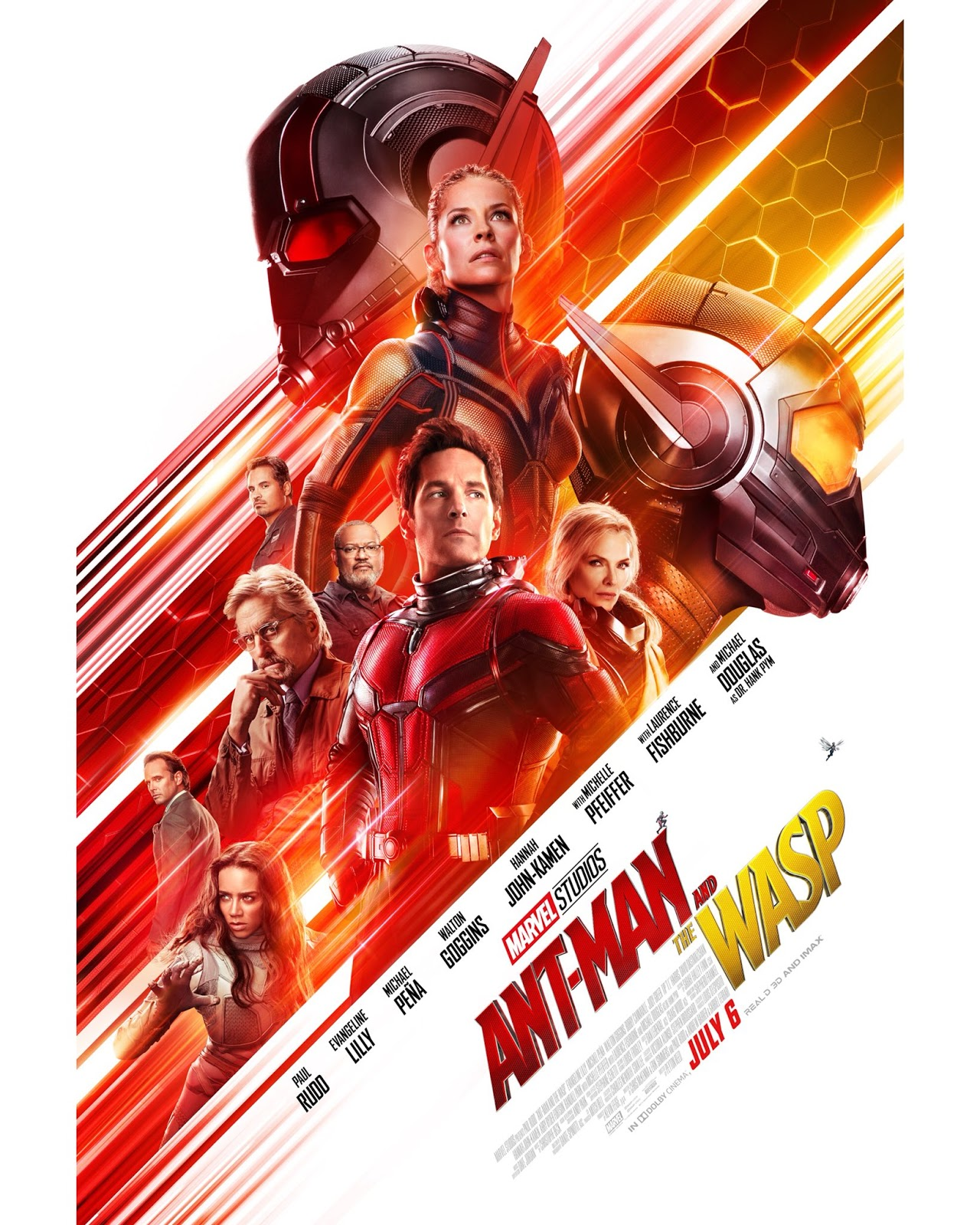 Marvel Ant-Man and the Wasp poster