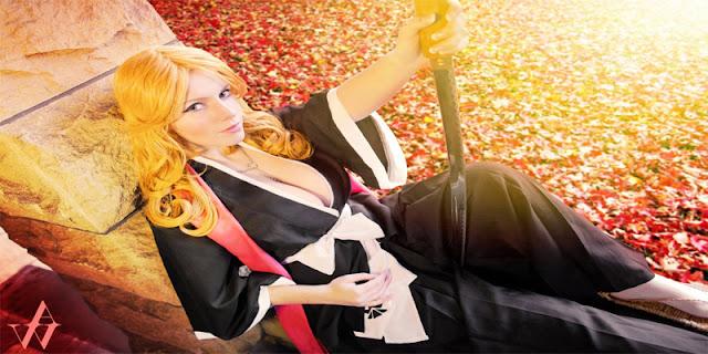 Cosplay Anime Cewek Seksi dari anime terkenal