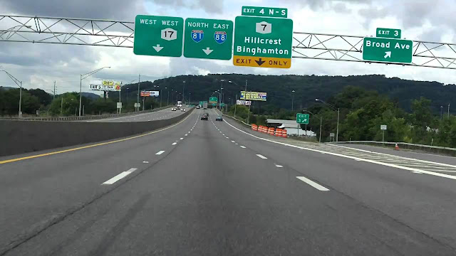 Autopista I-81 Nueva York