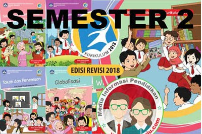 Download Buku K13 Kelas 6 SD Semester 2 Revisi 2018