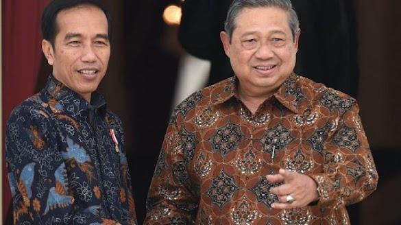 SBY: Saya Menyadari Banyak Rintangan Menuju Koalisi dengan Jokowi