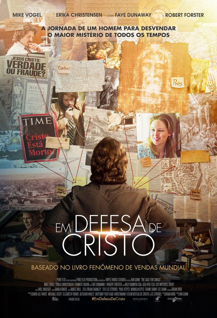 Em Defesa de Cristo Dublado