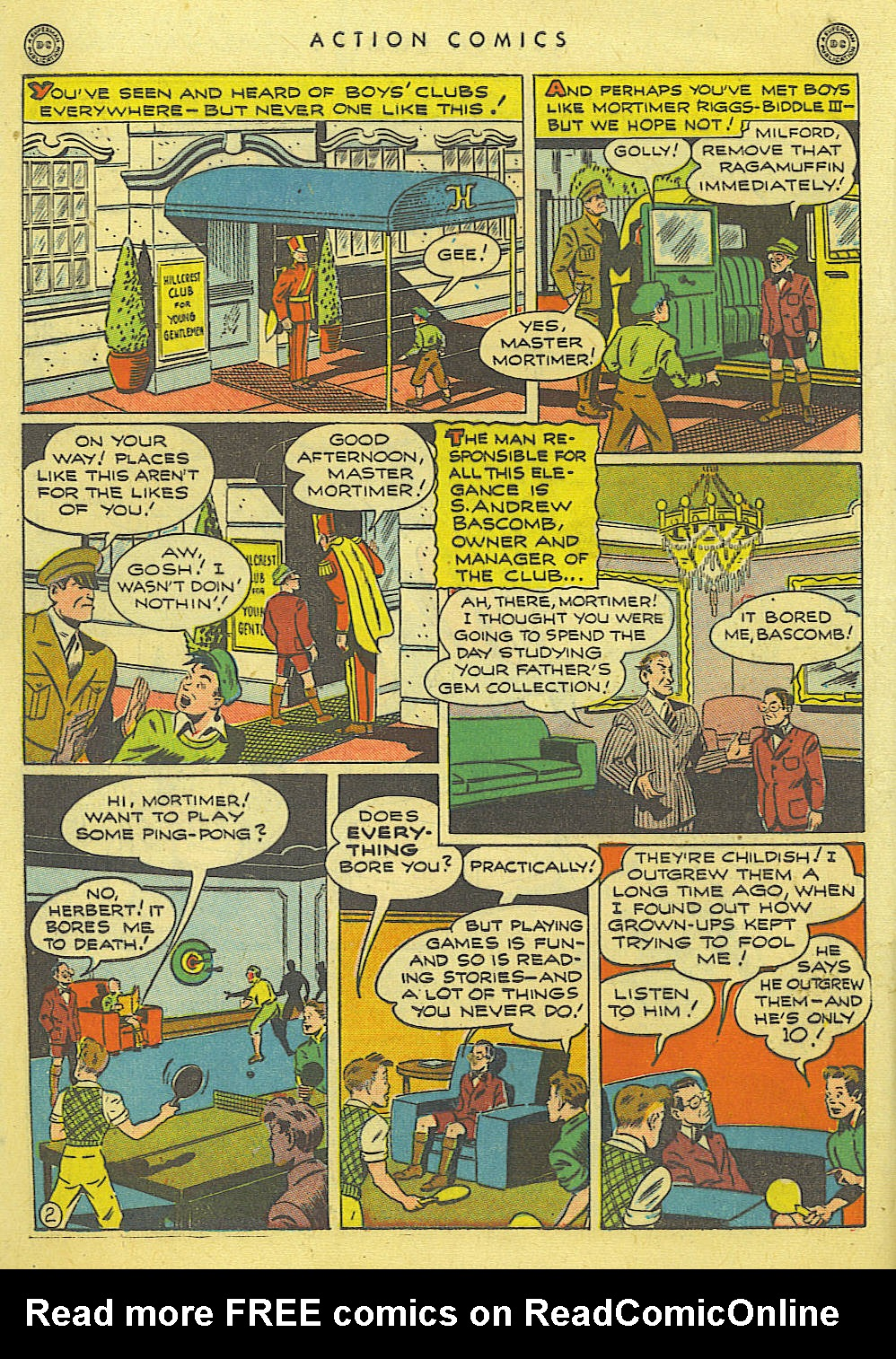 Read online Action Comics (1938) comic -  Issue #89 - 4