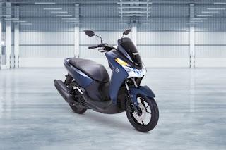 Mengintip Motor Yamaha Lexi Harga Pas dengan Fitur Melimpah