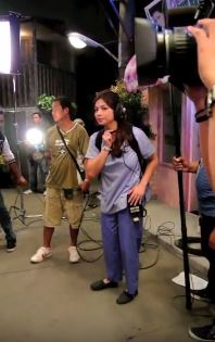 MUST WATCH: Angel Locsin Became The Assistant Director Of Toda Max!