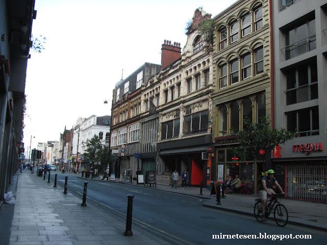 Манчестерские улицы
