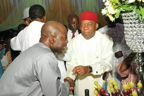 "EXPOSED!!! Alex Otti never complained against the ""mismanagement"" of Abia resources, until T A Orji told him point-blank that Abia Leaders had taken a collective stand on power-shift. – Otti's Ally"