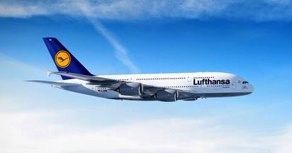 Paura a bassa quota su un volo della Lufthansa
