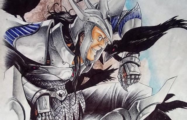Classe de prestígio - Cavaleiro do Corvo