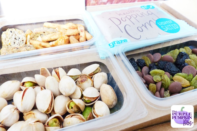 My 17th Graze Box! [Review]