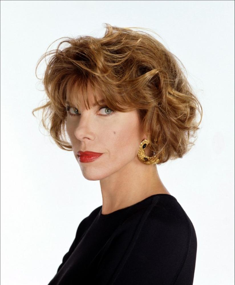 Christine Baranski Young