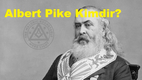 Albert Pike Kimdir?