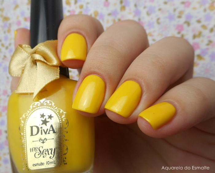 Esmalte Diva - Luana Don Dia