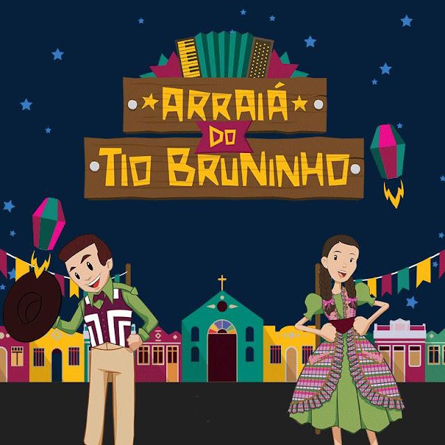 Tio Bruninho no Shopping Tacaruna