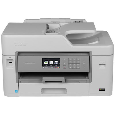 Brother INKvestment devices are designed for economy Brother MFC-J5830DW Driver Downloads