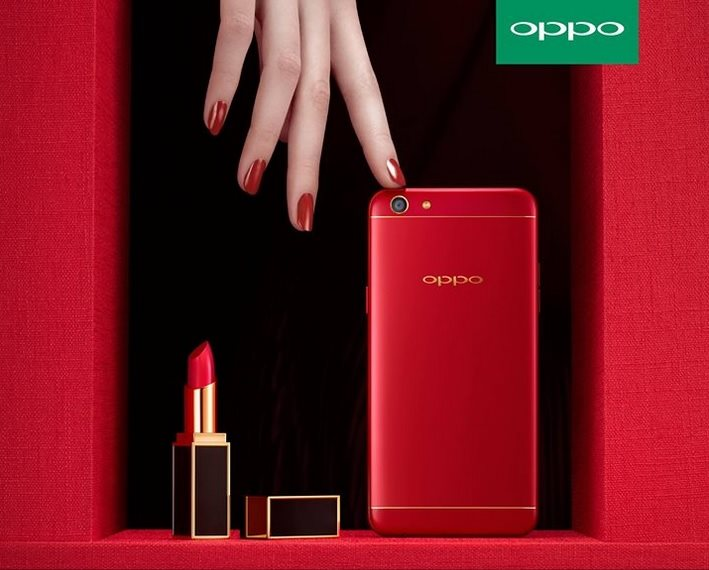 OPPO F3 Red Limited Edition Coming To Philippines This August 12