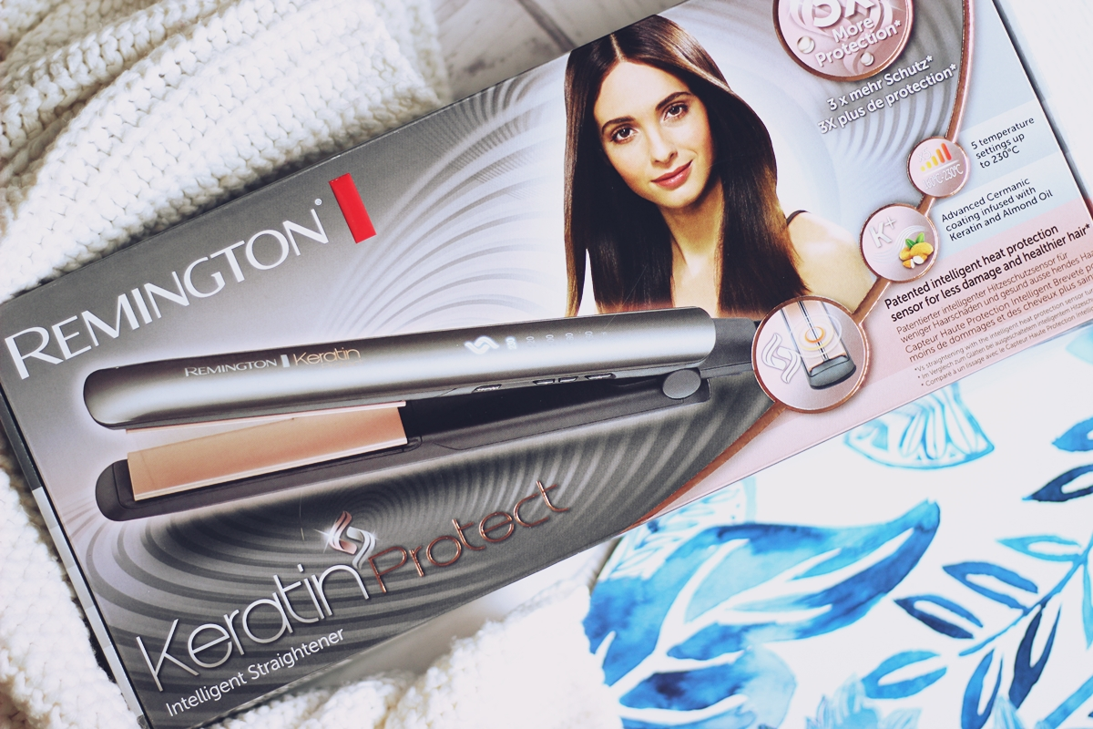 PROSTOWNICA REMINGTON KERATIN PROTECT 1