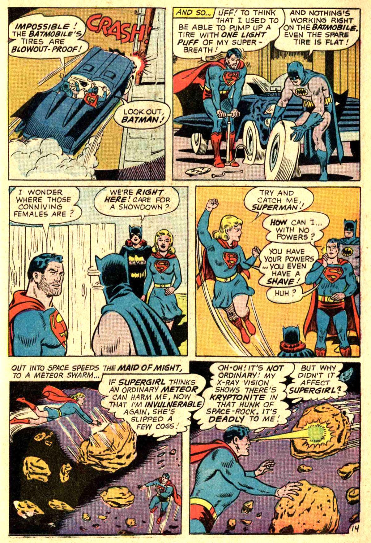Read online World's Finest Comics comic -  Issue #169 - 21